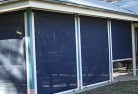 Allambie Heights Clear pvc blinds 3